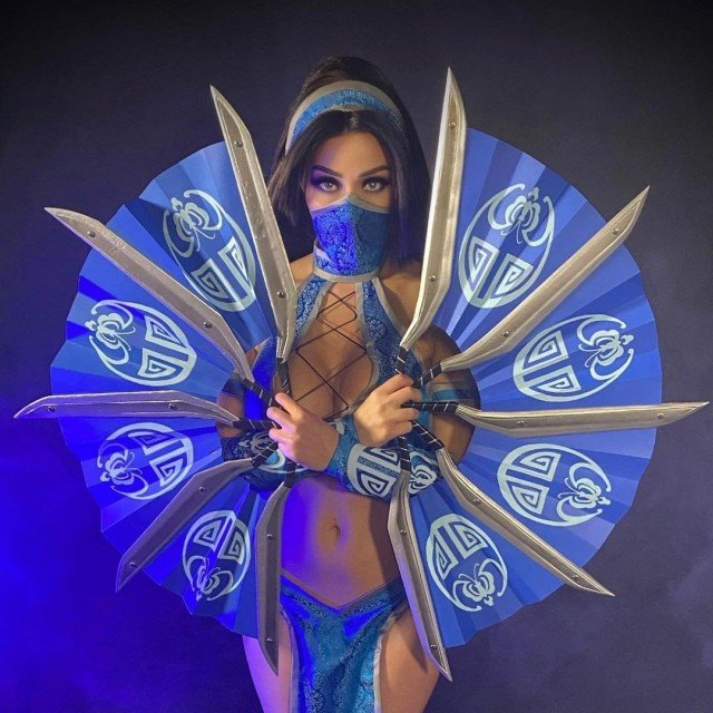 Kitana's OnlyFans set is now up on OnlyFans, see what...