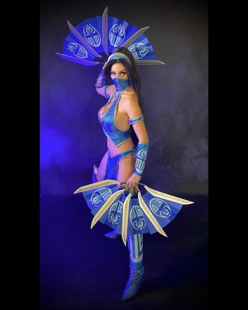 Thank you so much for all the Kitana love 🥰...