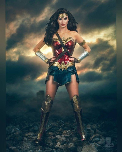 WONDER WOMAN COSPLAY 💖💪Full Armor/Costume Completely made by me! @AlysonTabbitha...