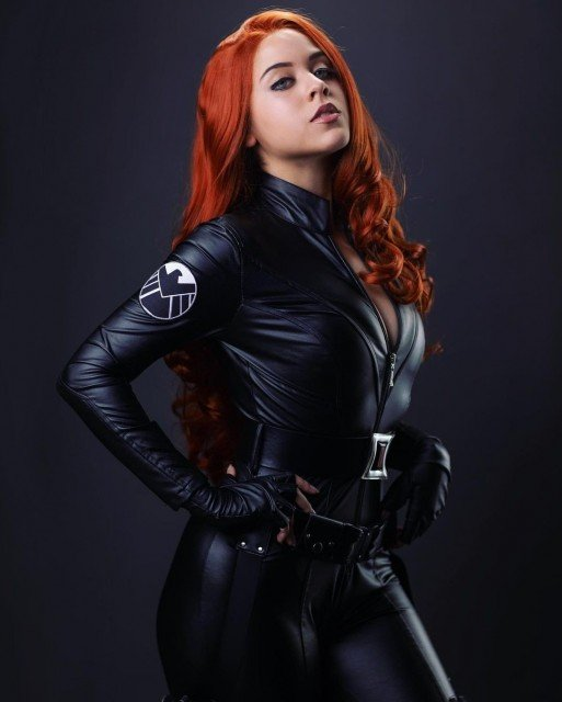 @black.widow is officially set to come out this July! Are...