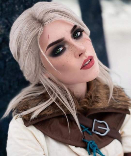 ⚔️YOU'RE BUT A WITCHER⚔️Which CIRI version of mine do you...