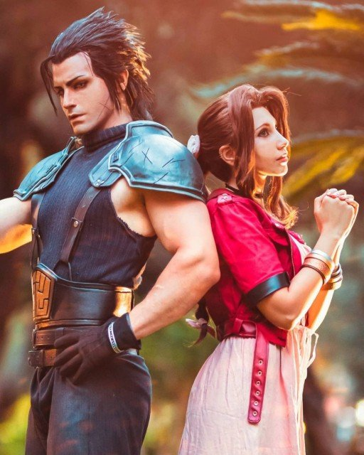 -I have twenty-three tiny wishes, but you probably won't remember them all, so I put them all together into one... I'd like to spend more time with you. - Aerith 🌸 Ph:@dcphotocosplay Zack:@taryn_cosplay Aerith:@celaena_cosplay @squareenix #aerithgainsborough#aerith#aerithcosplay#faelablanche#ff7r#finalfantasy7#flowergirl#pretty#cute#lacefrontwig#beauty#greeneyes#contentcreator #Team#zack#FinalFantasy#FFVII#CrisisCore#FFVIIremake#squareenix@finalfantasy@finalfantasyvii#embraceyourdream#believeinyourself#Project#collaboration#passion#romantic#cloudstrife#FFXVI