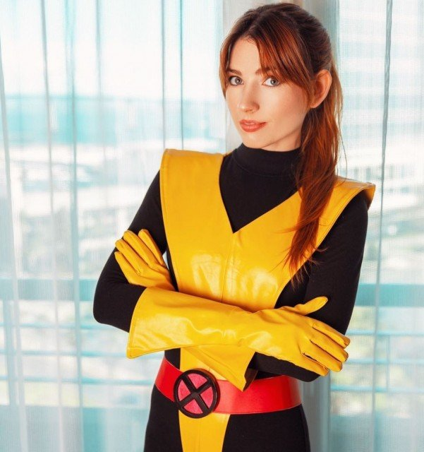 Welcome to the X-Men, Kitty Pryde... hope you survive the...