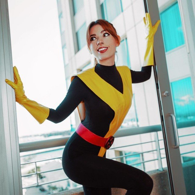 Kitty Pryde has arrived ✨.Is Kitty your favorite X-girl? She...