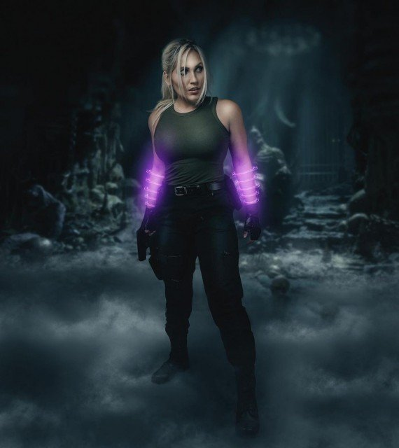 Feels F#cking Amazing... 💜 Sonya Blade If you know... you...
