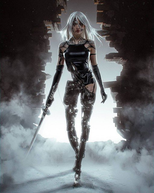 - Destruction- A2 cosplay REWARDS will be available at the...