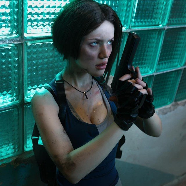 After the Village, I wish more #ResidentEvil in my profile...