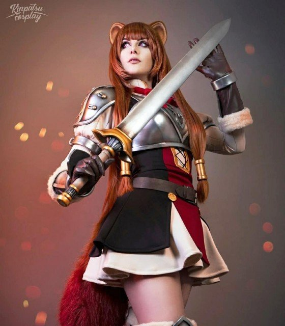 Raphtalia from rising of the shield hero! Still waiting on...