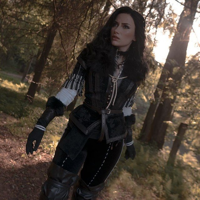 Who is your favourite character from The Witcher universe? Mine...