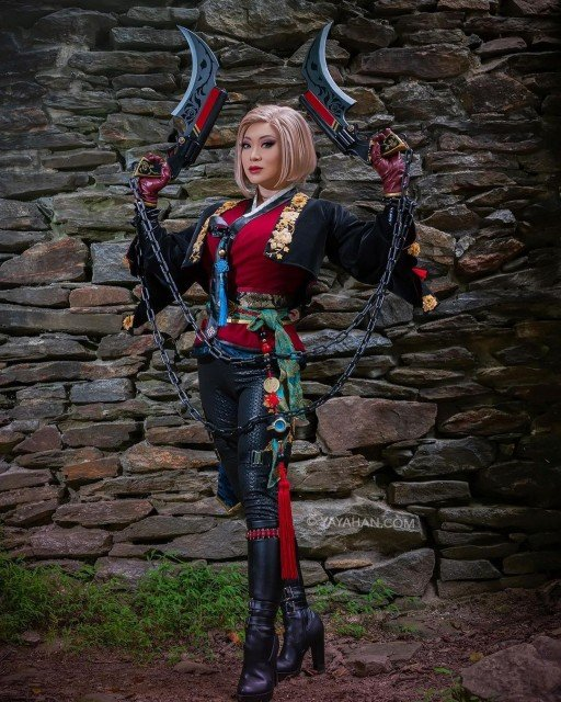 Sharing the 1st photos of my Neo: Ranger cosplay from...
