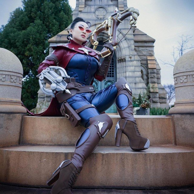 In light of (hah) Vayne's story continuing in the newly...