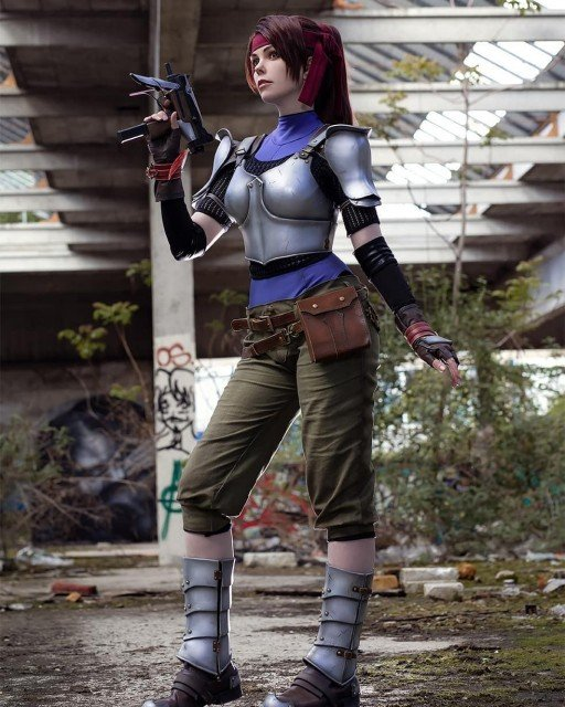 New shot of my selfmade Jessie Rasberry cosplay!It will happen...