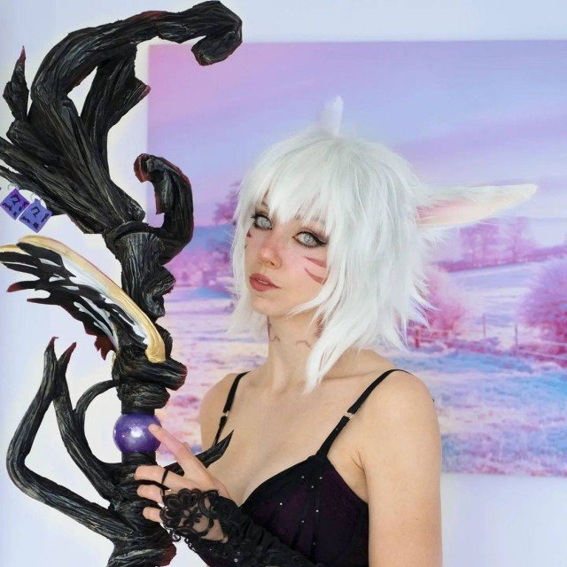 I did a cos-test of Y'shtola and I've managed to...