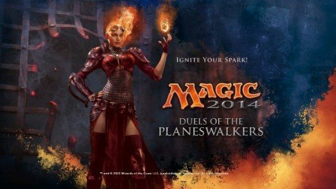 Magic: The Gathering 2014 — Duels of the Planeswalkers