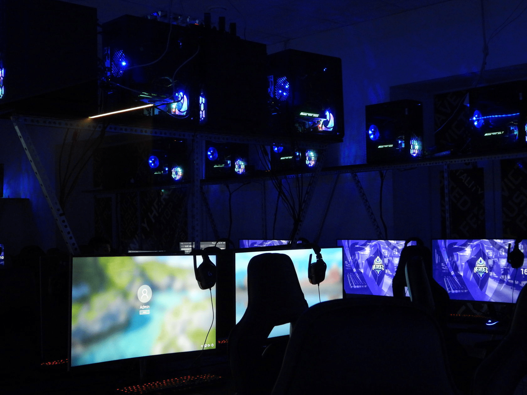 Залечь на дно с геймерами репортаж CQ из первого коливинга для геймеров в России
