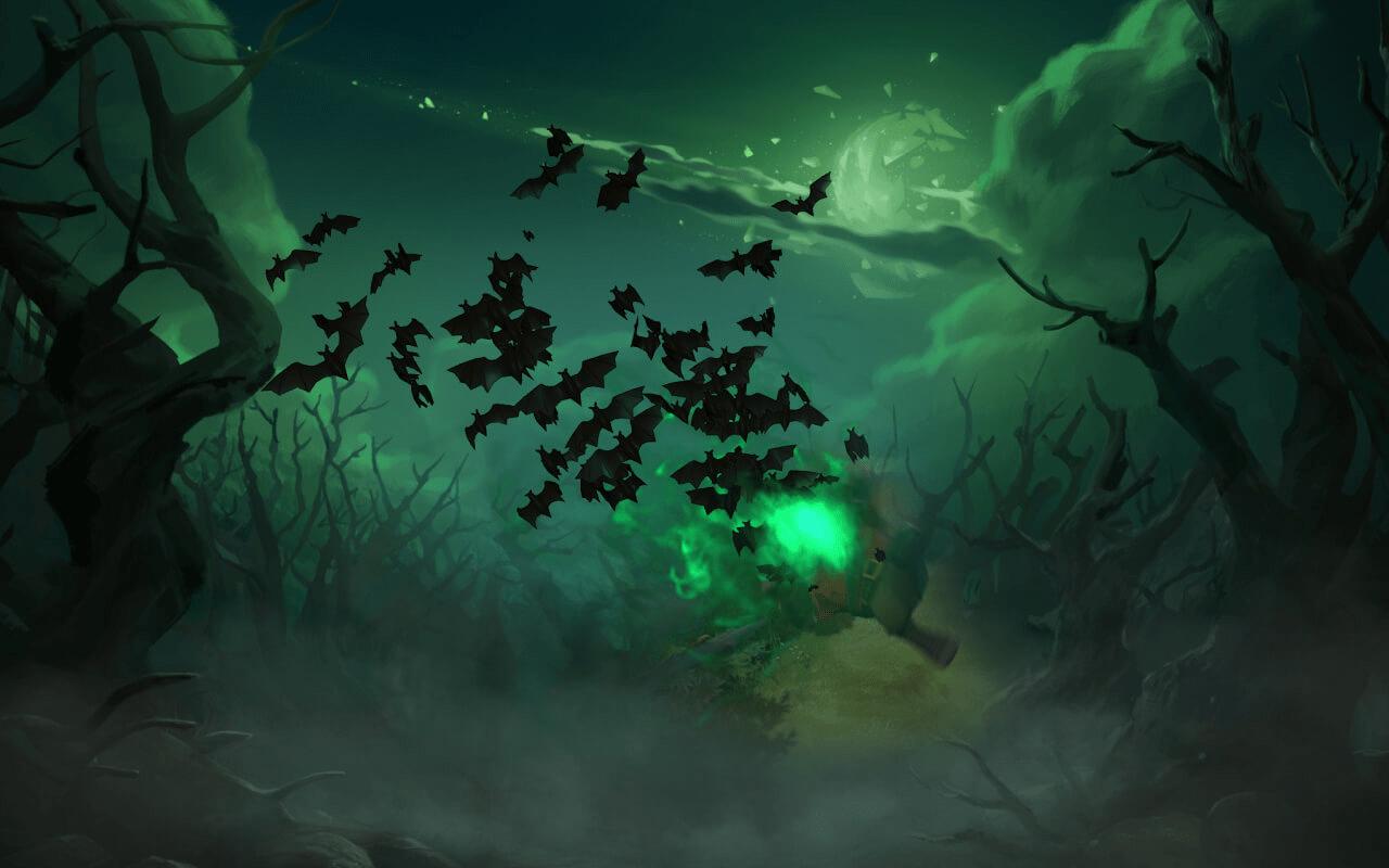 Diretide вернулся в Dota 2 Все подробности о новом ивенте Восстание тьмы