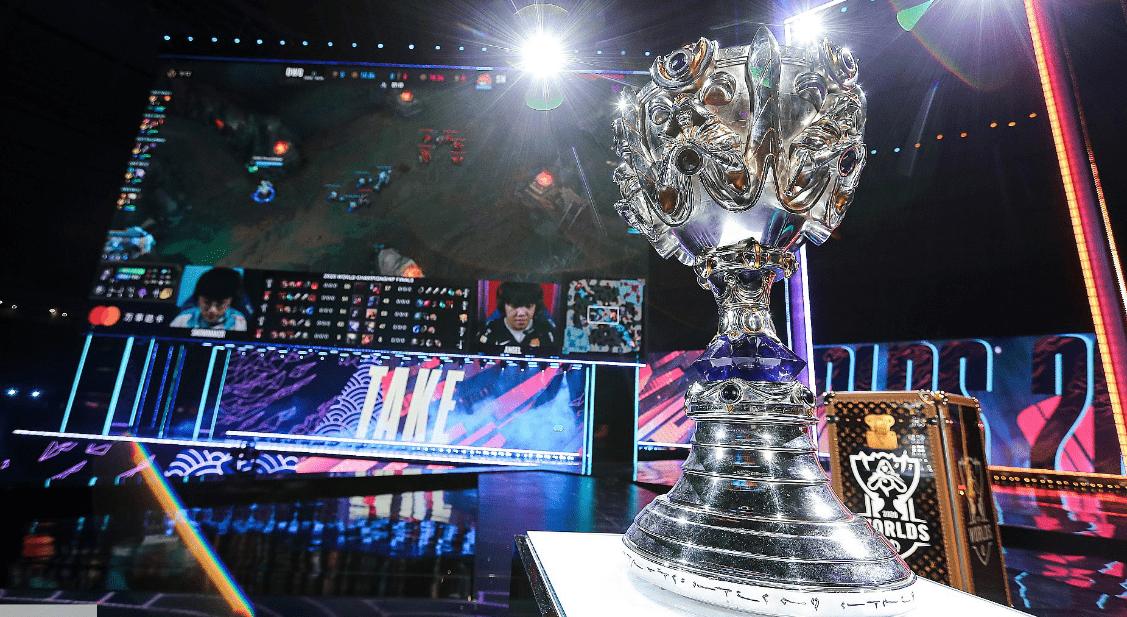 Корея снова на вершине 5 главных событий Чемпионата мира по League of Legends