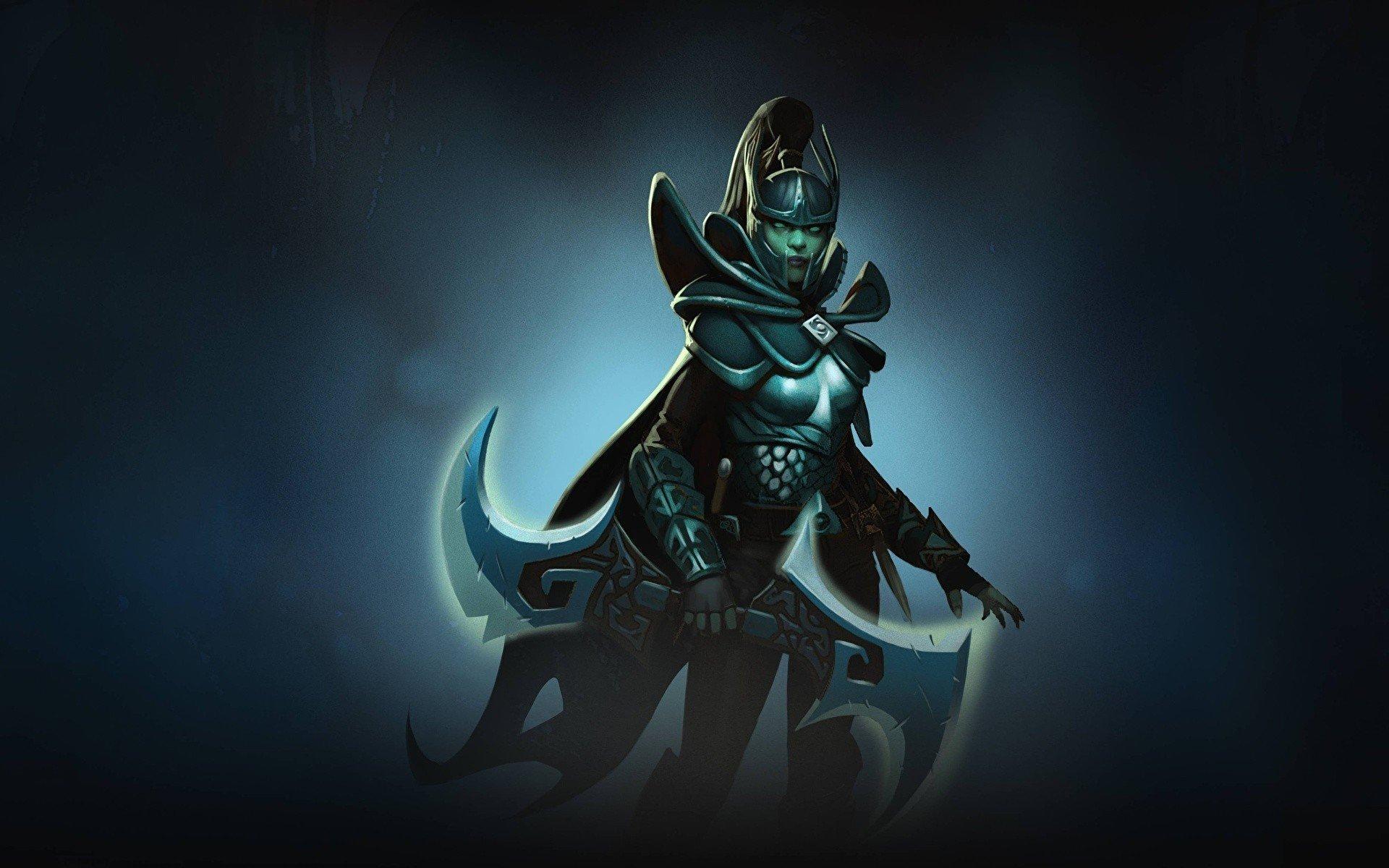 Полный гайд на Phantom Assassin Dota 2