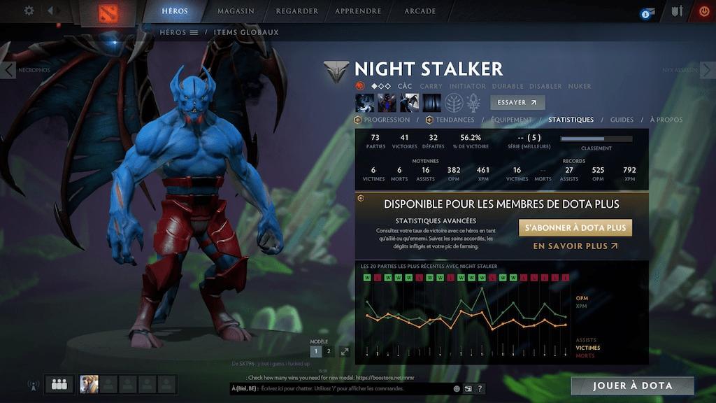 Гайд на героя Night Stalker Dota 2
