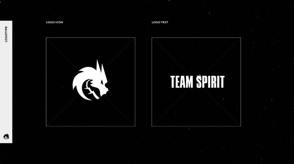 Team Spirit провела полный ребрендинг новый стиль и логотип