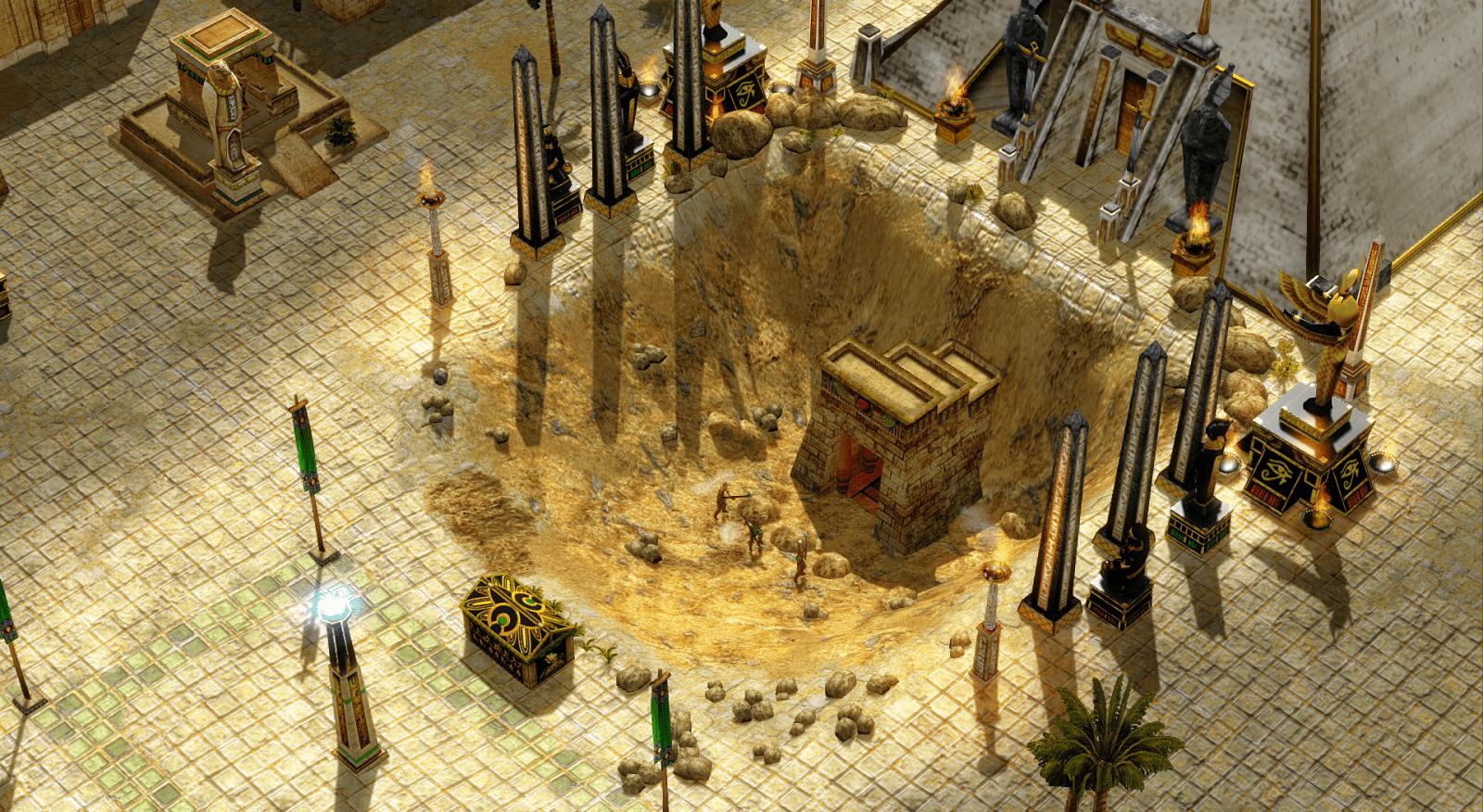 Топ10 лучших игр про Древний Египет