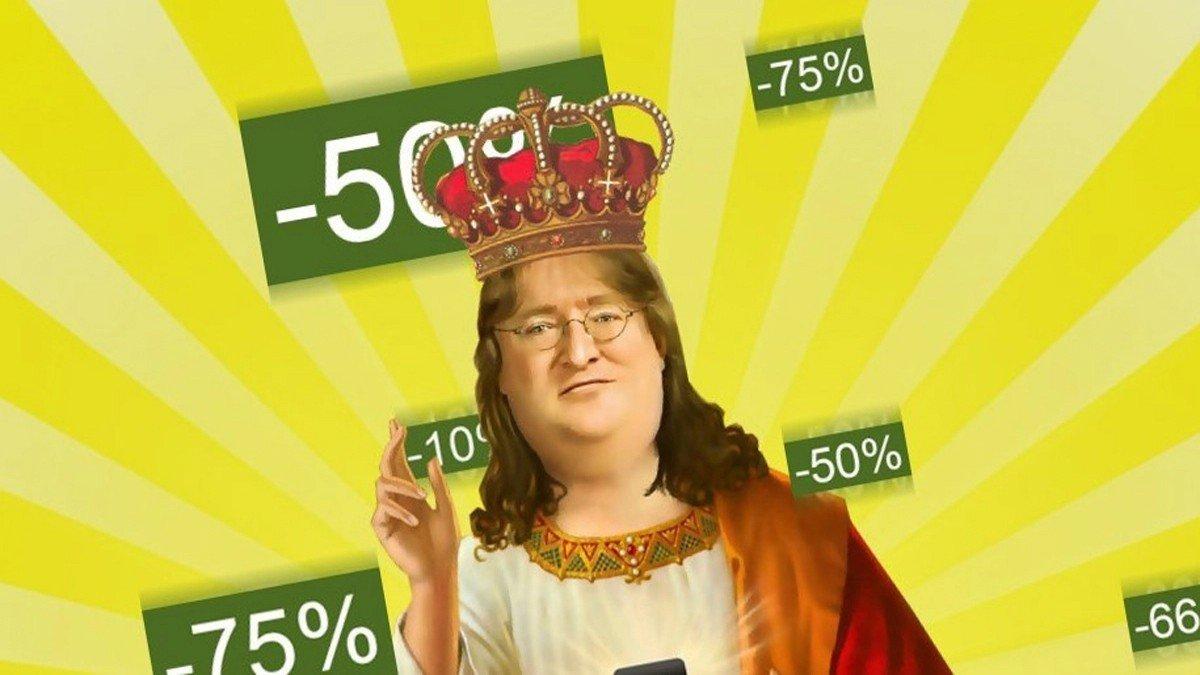Даты распродаж в Steam когда следующая распродажа