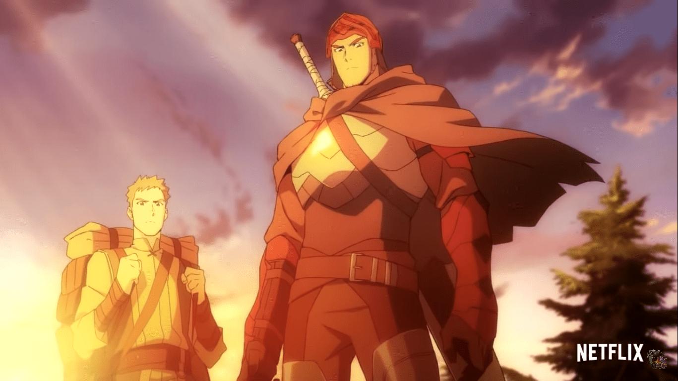 Аниме по Dota 2 персонажи сюжет инсайды вся информация о DOTA Dragons Blood