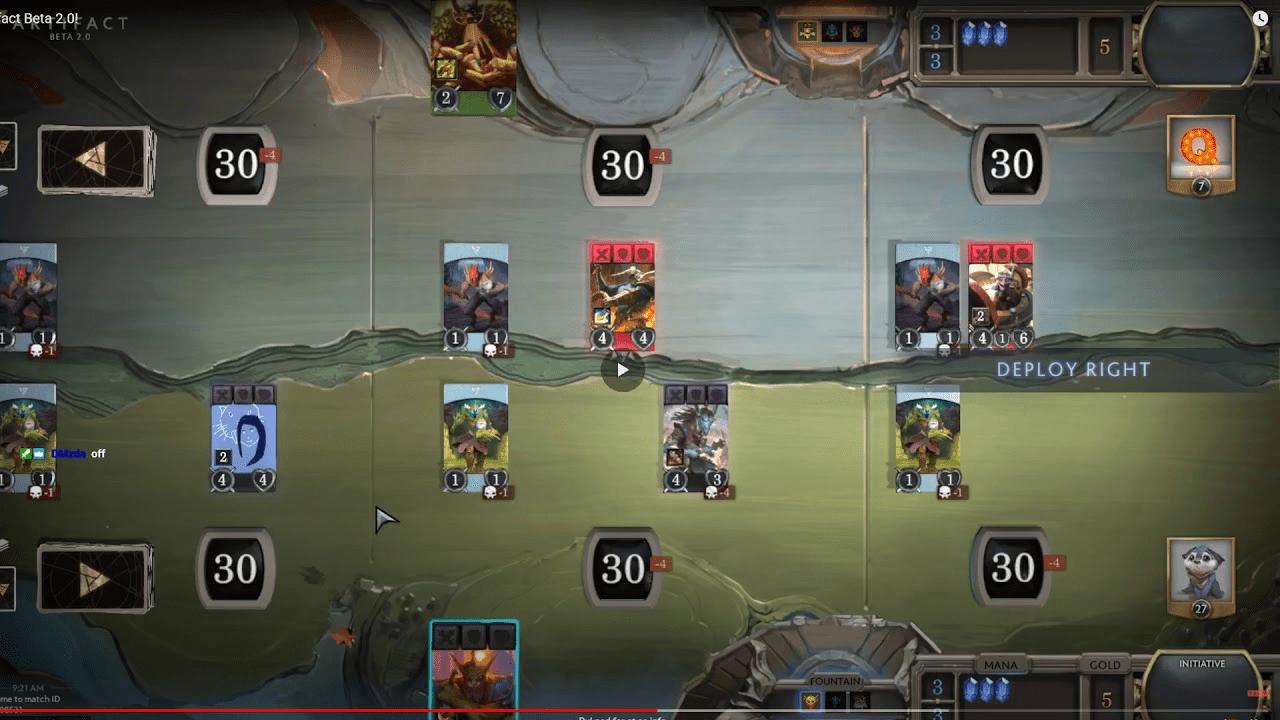 Artifact теперь точно всё вспоминаем как умирала карточная игра от Valve