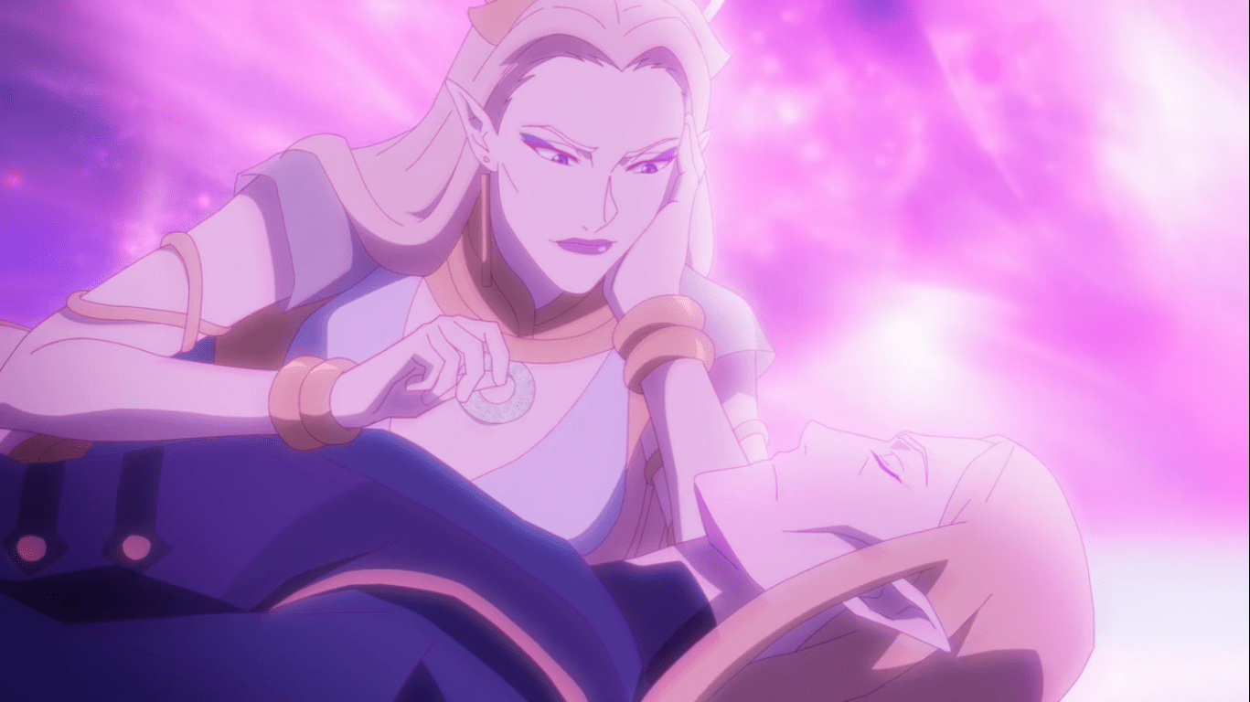 Стоит ли смотреть аниме DOTA Dragons Blood обзор на аниме по Dota 2