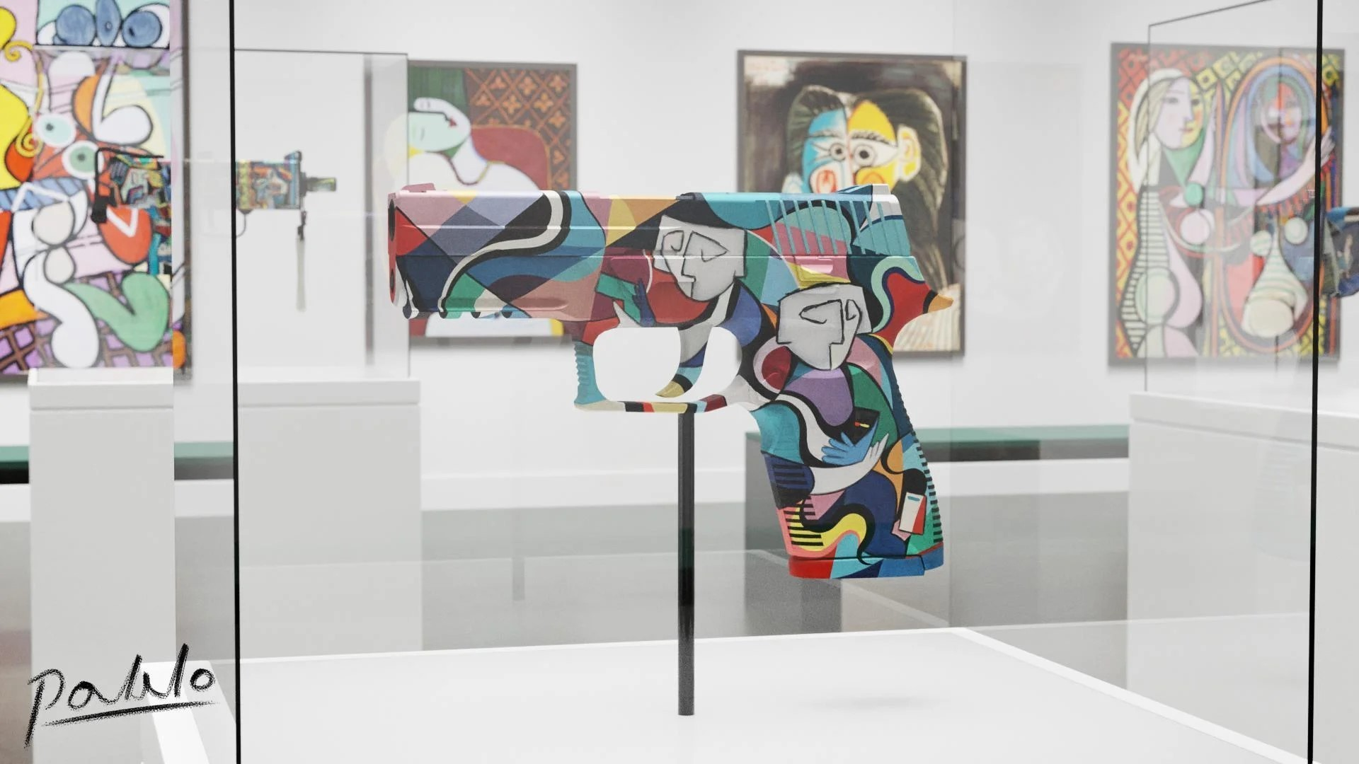 Redditбурлит имбовый прострел на Overpass и скины от Пабло Пикассо