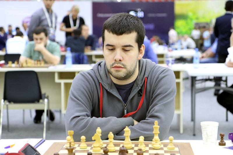 Ян Непомнящий путь от чемпиона ASUS по DotA до матча за шахматную корону