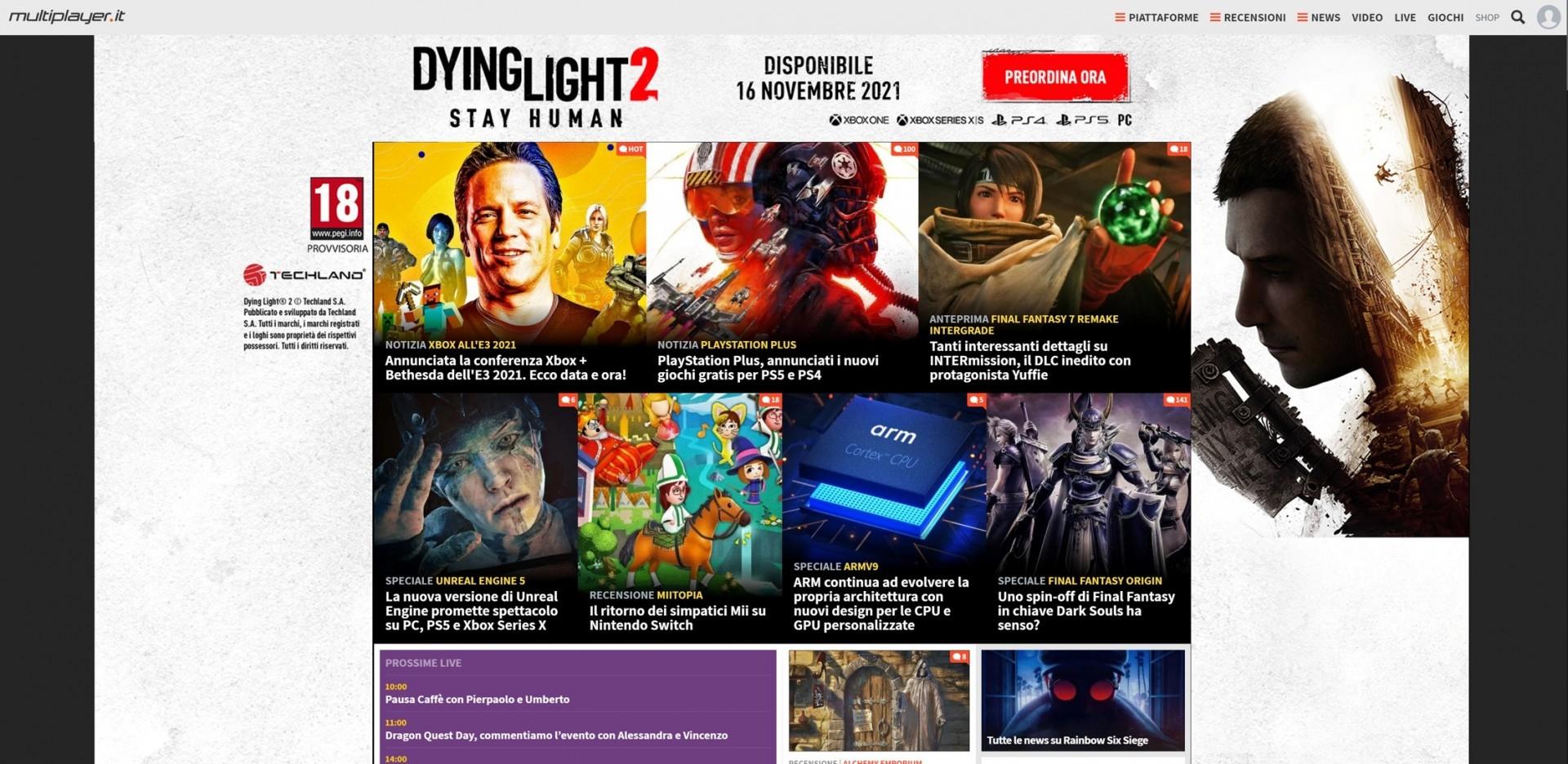 Слухи Dying Light 2 имеет две возможные даты выхода
