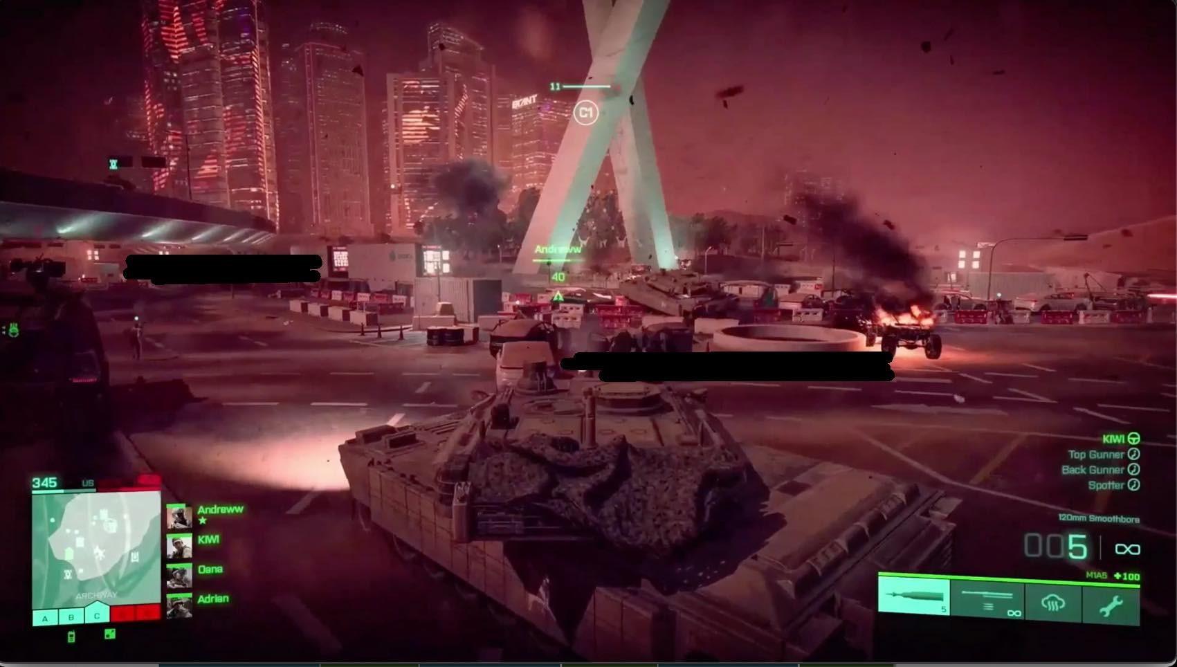 Появились первые скриншоты Battlefield 6