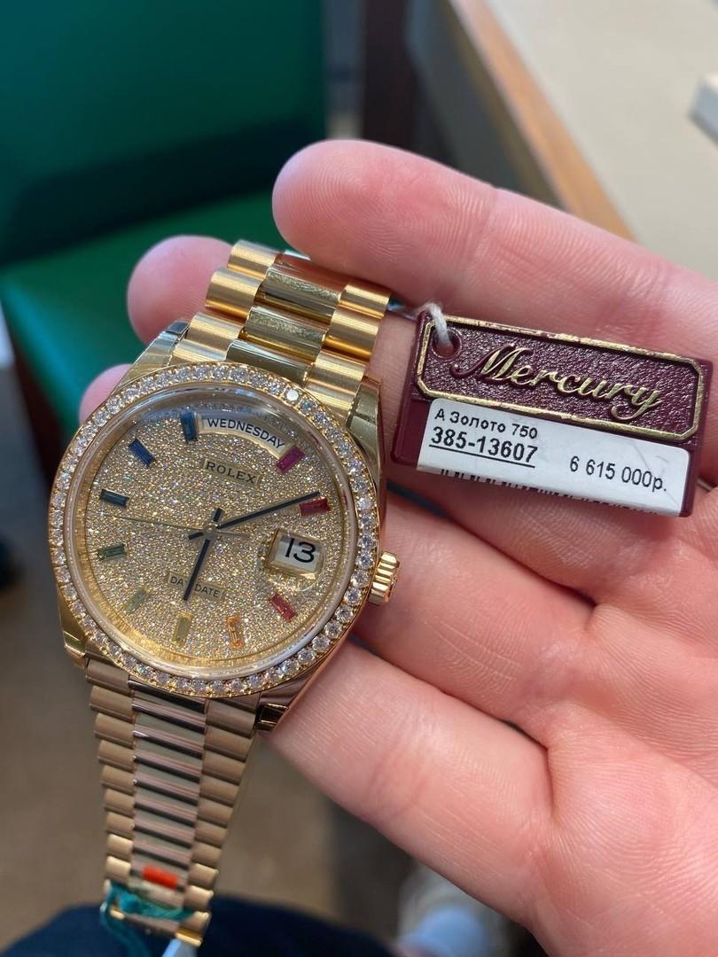 Стример Mellstroy купил часы за 66 миллиона рублей