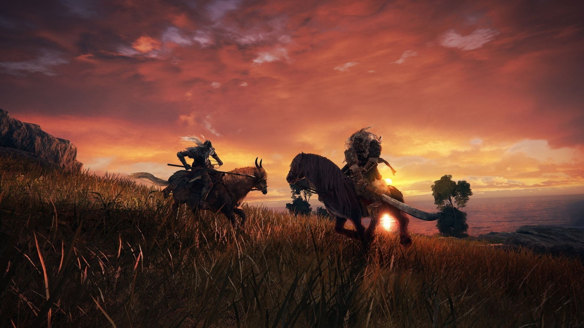 Авторы Elden Ring раскрыли дату выхода игры