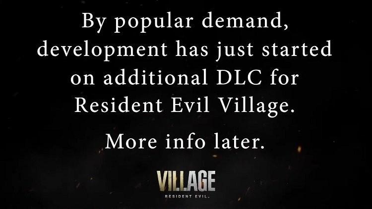 Боевик Resident Evil ReVerse выйдет в июле а для Village готовятся DLC