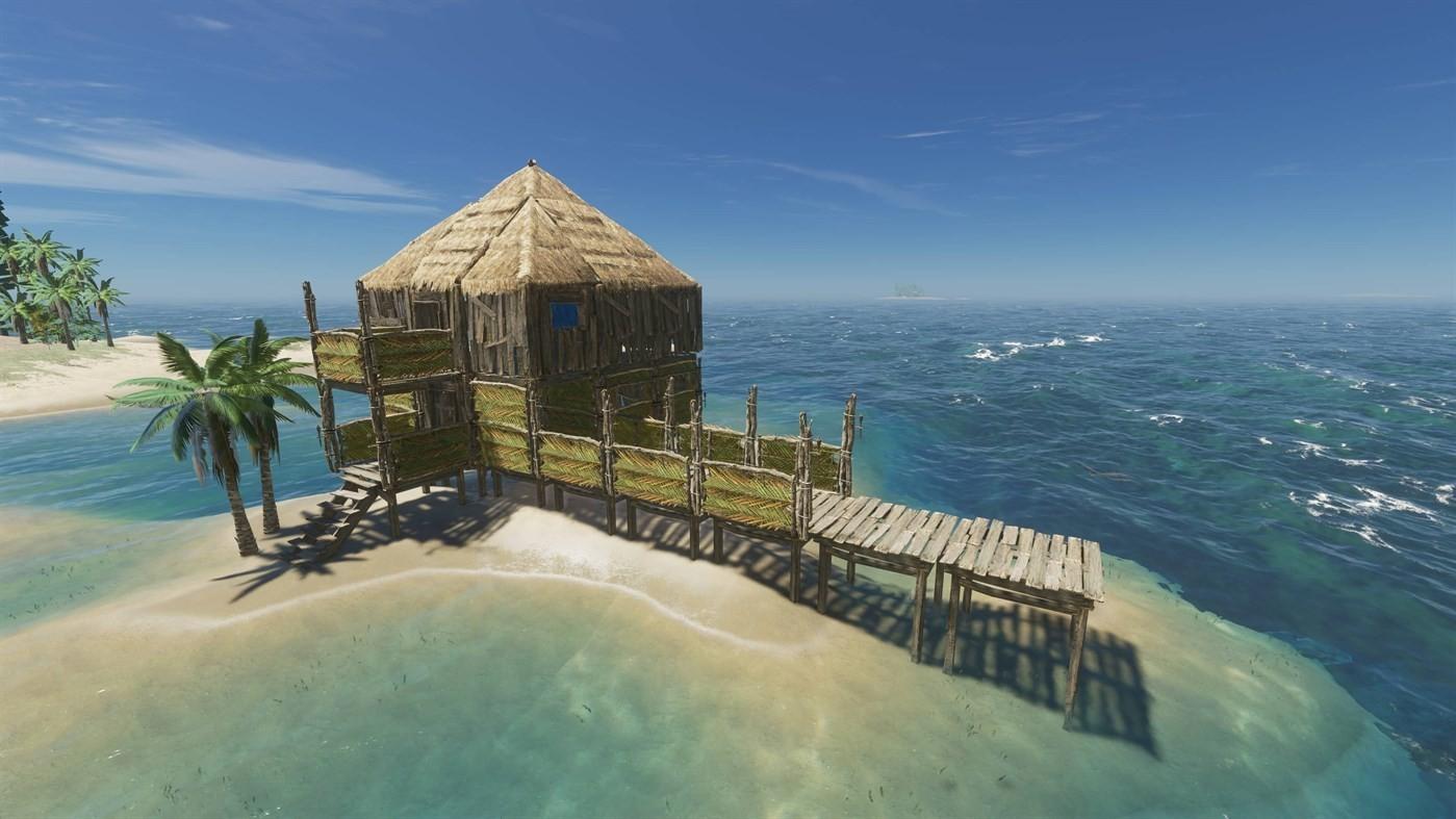 8 лучших игр про выживание на острове в дикой природе