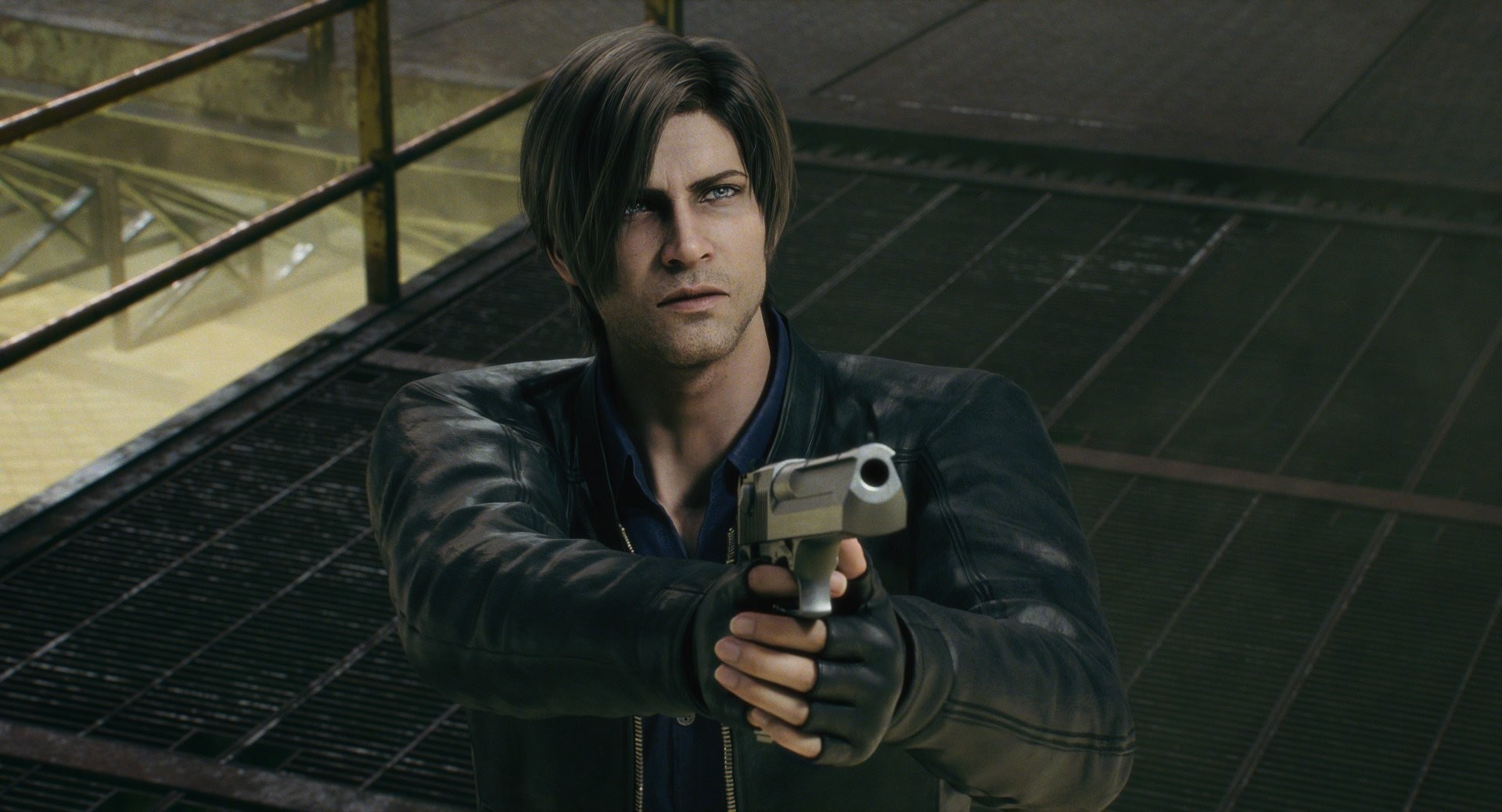 Леона Кеннеди показали на скриншотах Resident Evil Infinite Darkness