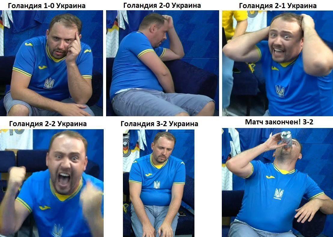 V1lat будет комментировать футбольный матч Украина Северная Македония
