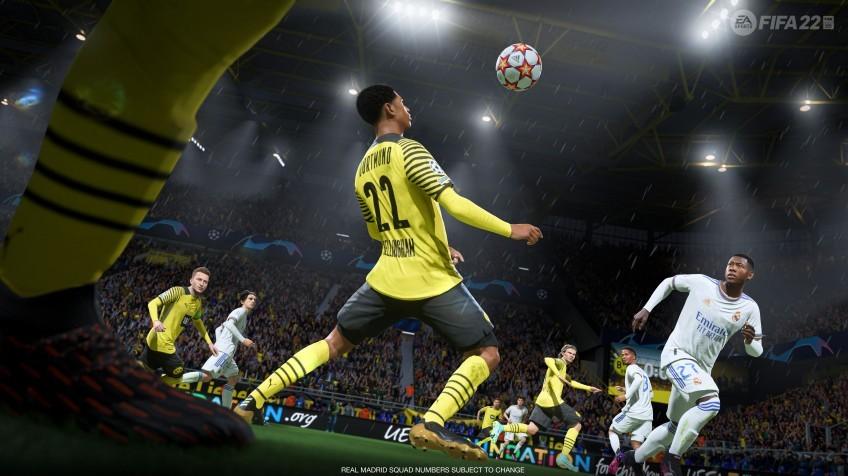 Сверхреализм ценой в три года и новые вратари что уже известно о FIFA 22