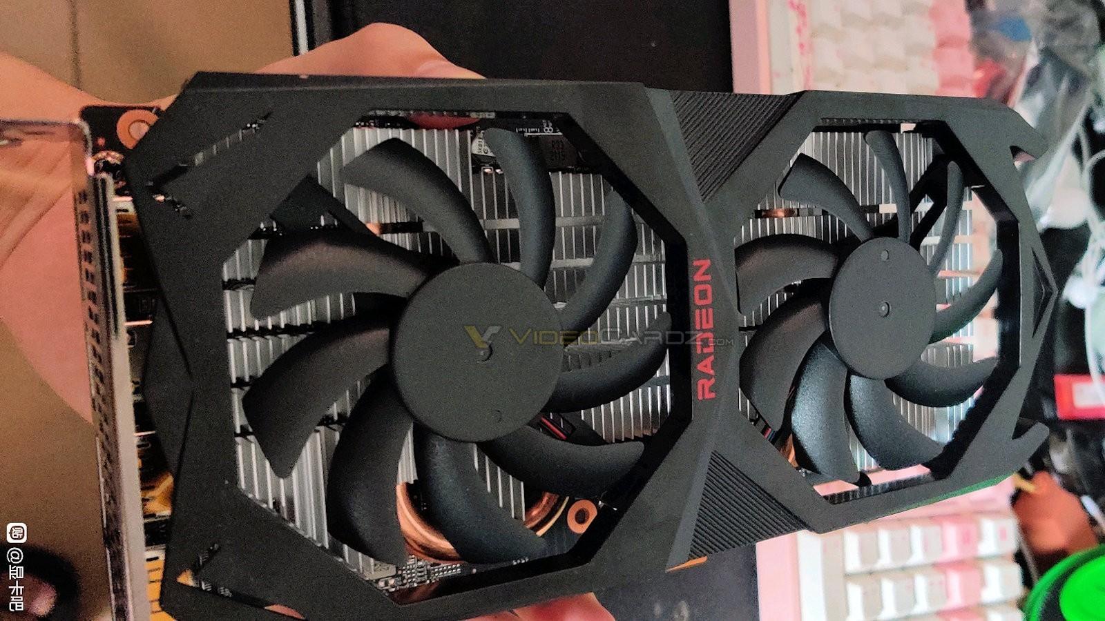 AMD выпустит видеокарту Radeon RX 6600 XT на базе процессора NAVI
