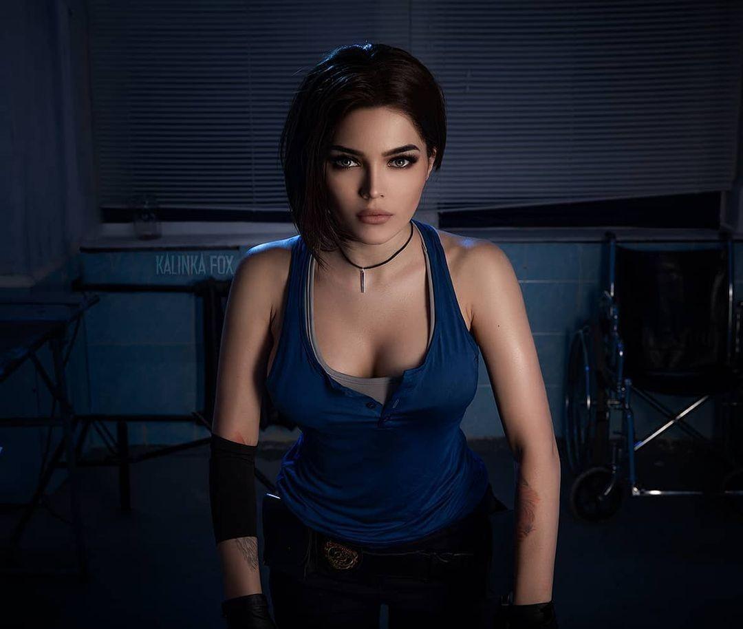Лучшие косплееры мира изящная Kalinka Fox