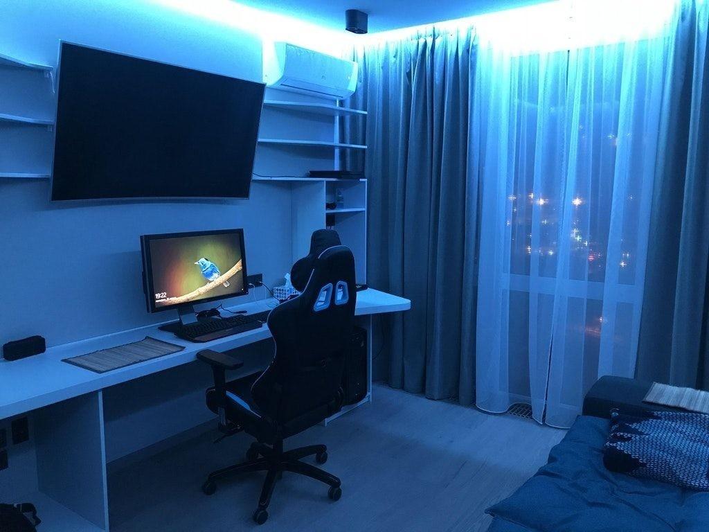 Три главных совета как обустроить комнату геймера
