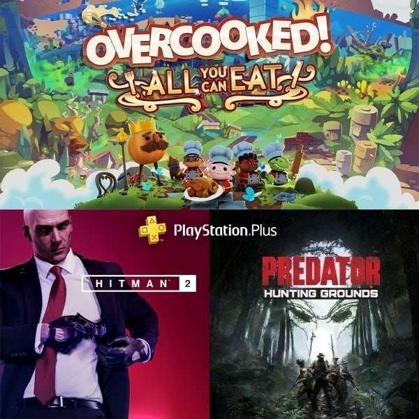 Стали известны игры которые подписчики PS Plus бесплатно получат в сентябре