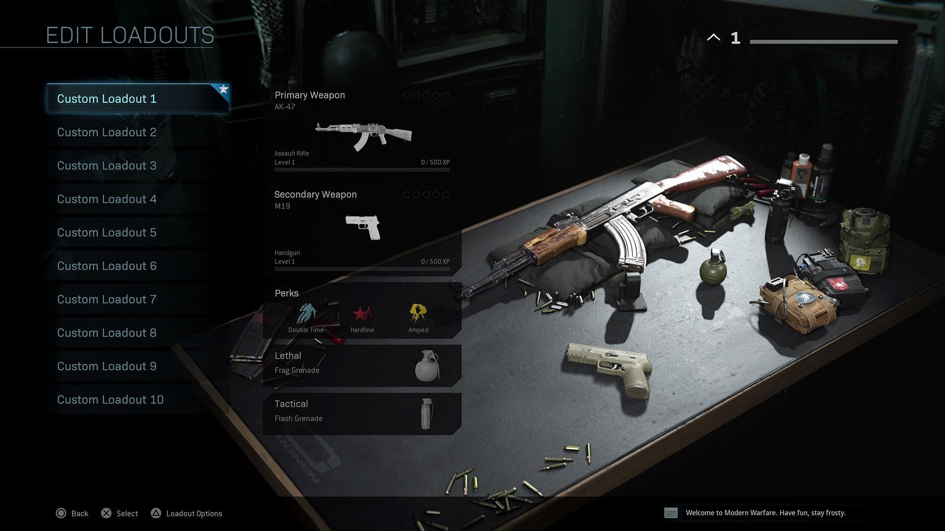 В Сеть слили меню кастомизации оружия и классов Call of Duty Vanguard