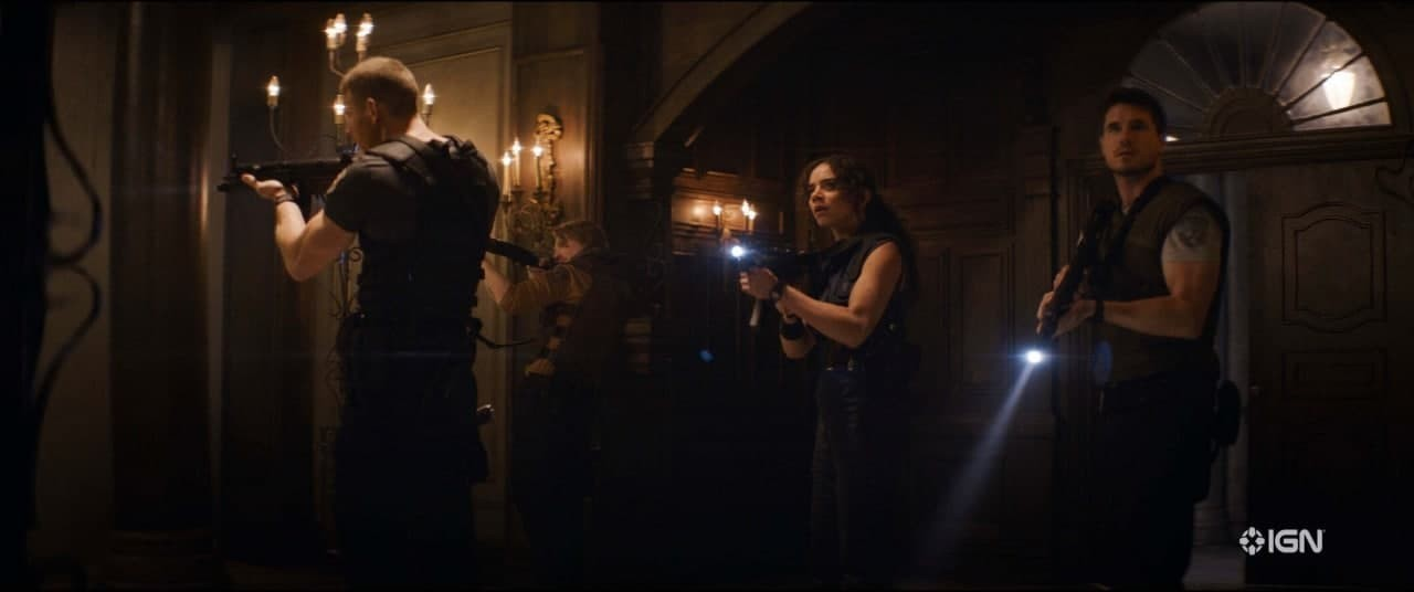 Первые кадры фильма Resident Evil Welcome to Raccoon City повергли фанатов в шок что они сделали с Леоном
