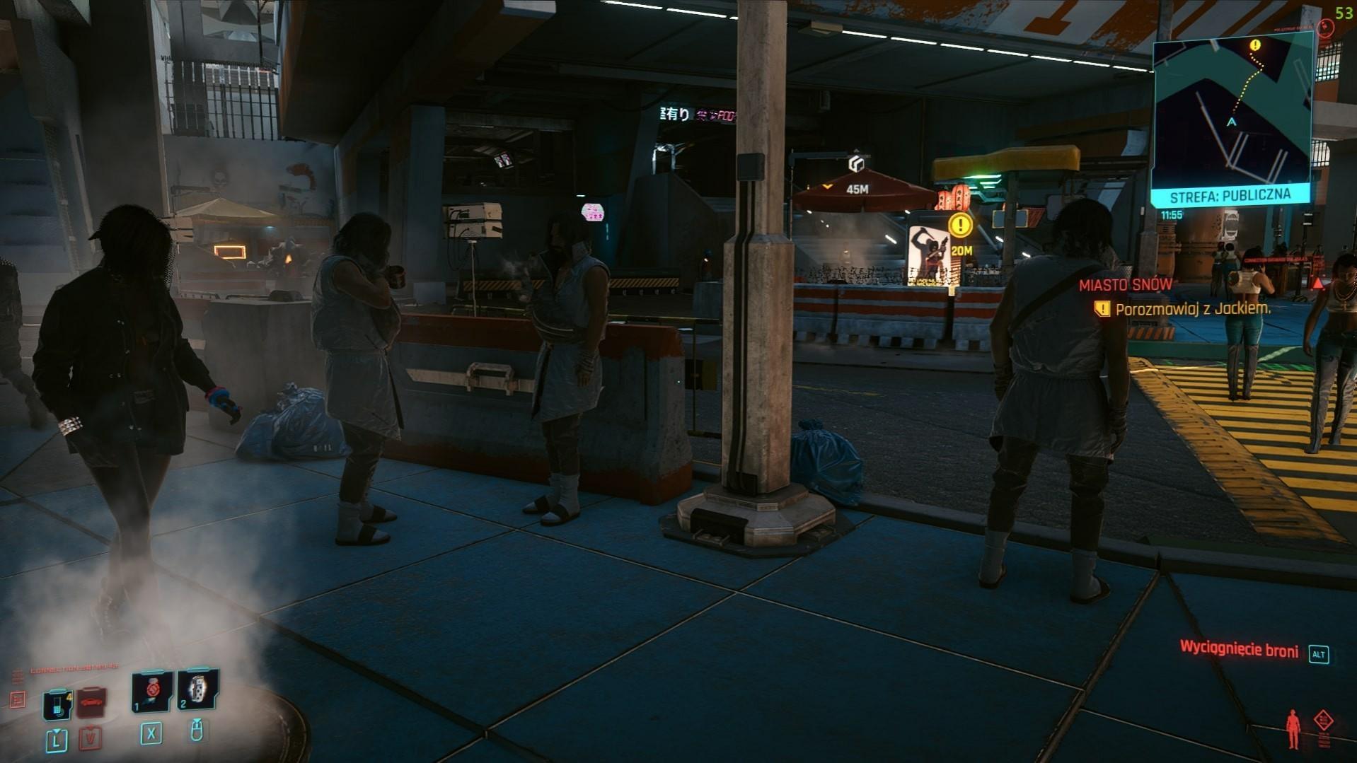 Обновление 13 не спасло Cyberpunk 2077 в игре остались клоны NPC и другие баги