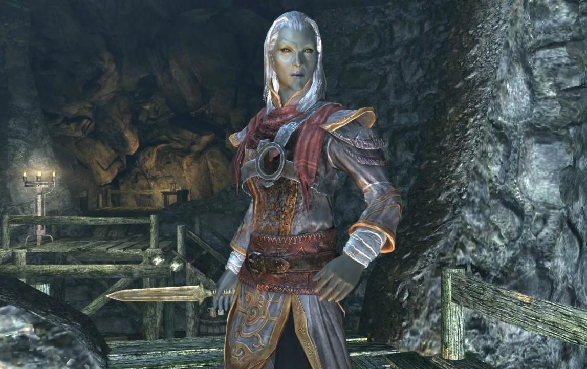 Фанат The Elder Scrolls сделал реальную версию мантии из Skyrim