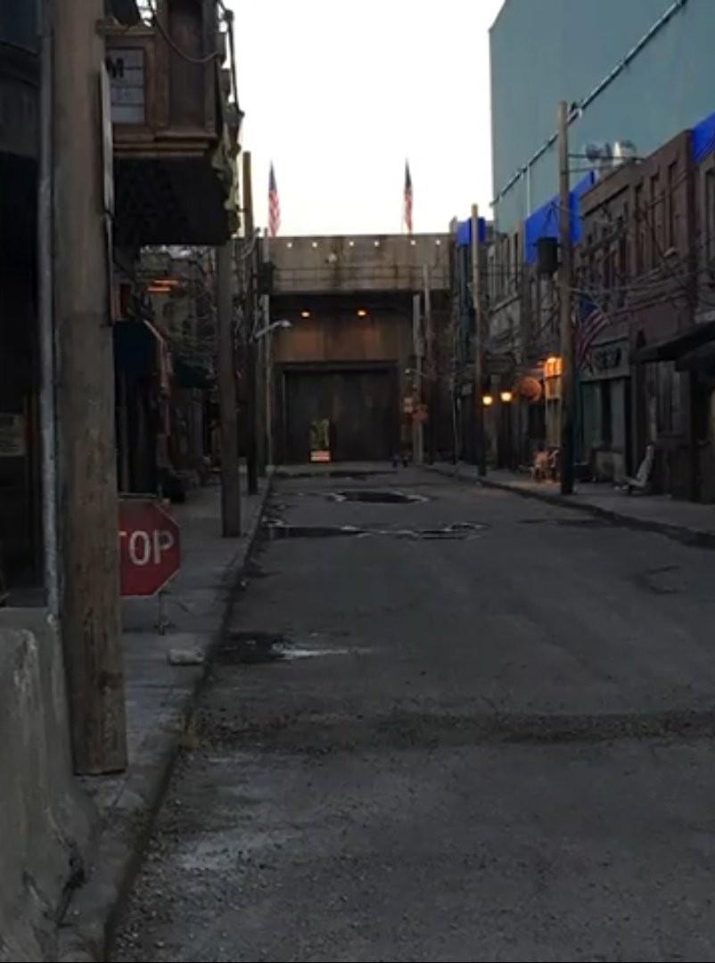 Канада погрузилась в постапокалипсис Новые фотографии со съемок сериала The Last of Us