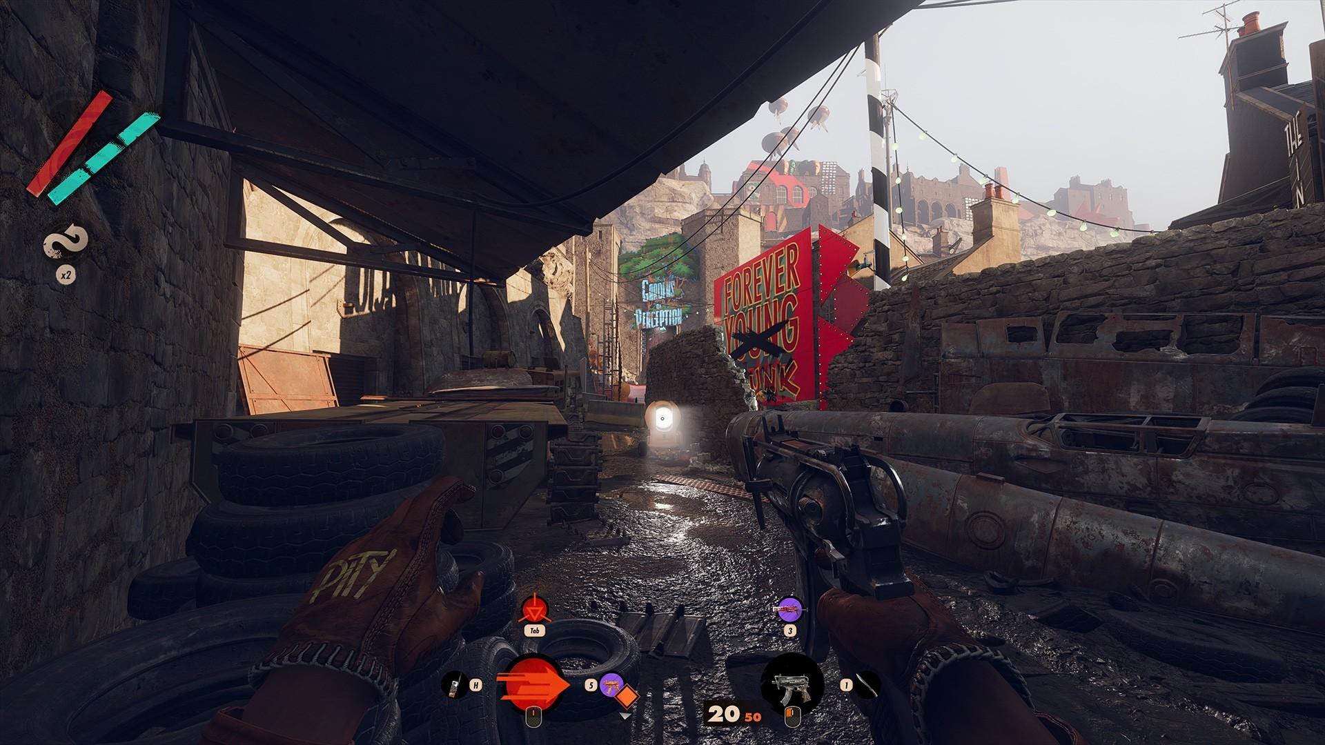 Настройки графики в Deathloop как улучшить и повысить FPS